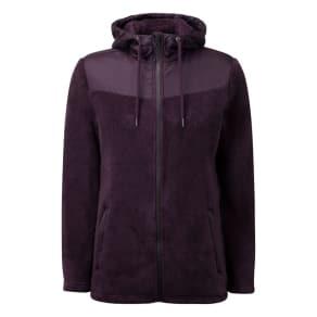 Tog 24 Dark Plum Theia Tcz 300 High Loft Fleece Jacket