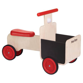 Plantoys Delivery Bike, Kick Scooters