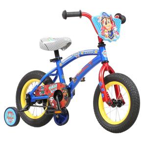 Kids Paw Patrol 12 Bike, Blue