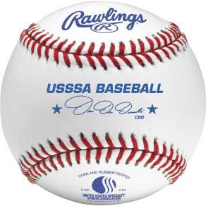 Rawlings Usssa Competition Grade Baseball 1 Dozen