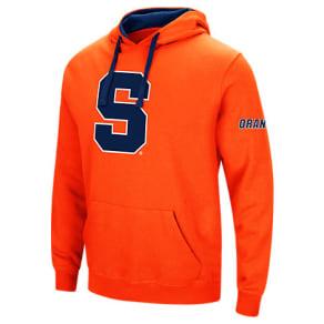 Men's Stadium Syracuse Orange College Big Logo Hoodie