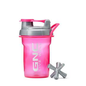 20oz Jaxx(tm) Shaker Cup - Pink - 1 Item(s) - Gnc - Mixers Shakers and Bottles