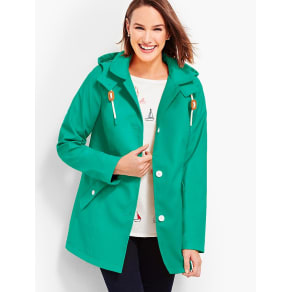 Talbots: The Classic Raincoat