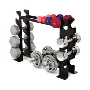 8-Pair Dumbbell Rack by Marcy