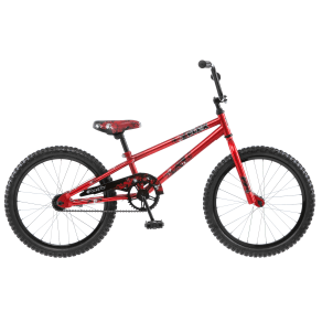 Pacific 20aeuroe Boy's Flex Bike, Red