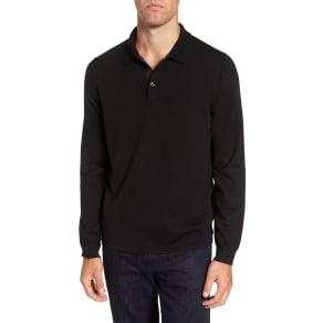 Men's Nordstrom Men's Shop Merino Wool Polo Sweater