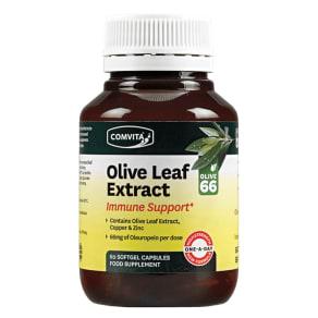 Comvita Olive Leaf Extract 60 Softgel Capsules - 60Capsules