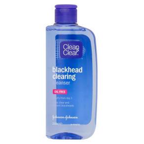 Clean  Clear Blackhead Clearing Cleanser 200ml
