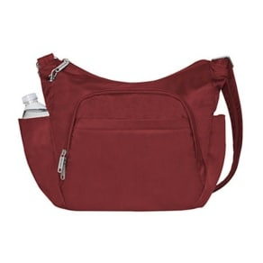Anti-Theft Classic Crossbody Bucket Bag