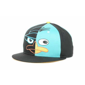 Nickelodeon Agent P/Perry Snapback