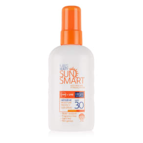 Sun Smart Sensitive Moisture Protect Sun Spray Spf30 200ml