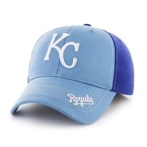 47 Brand Mlb Fan Favorite Kansas City Royals Revolver Cap