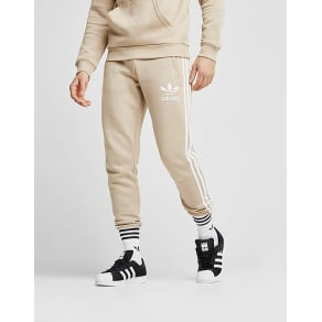 Adidas Originals California Cuffed Track Pants - Stone/White - Mens