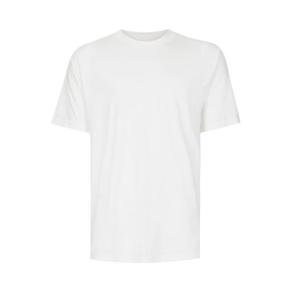 Mens Ltd White Perforated T-Shirt, White