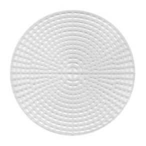 Plastic Canvas Circle 7 Count 6inches Diameter