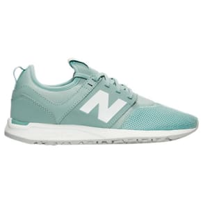 New Balance Women's 247 Casual Shoes, Blue
