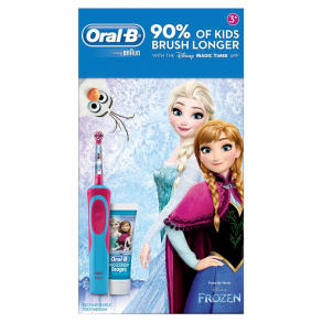 Oral-B Kids Frozen and Paste Toothbrush 76733