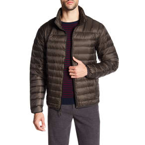 Quilted Down Packable Jacket