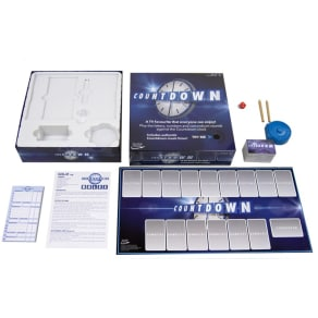 Esdevium Games Countdown Board Game