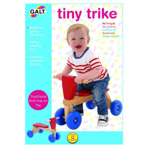 Galt Tiny Trike, Foot to Floor Riding Toy