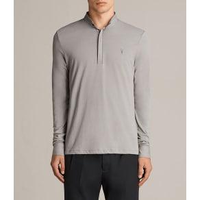 Grail Long Sleeve Polo Shirt