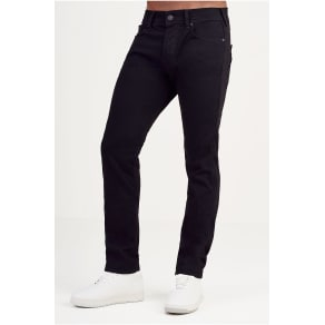 True Religion Russell Westbrook Rocco Skinny Jean - Midnight Black