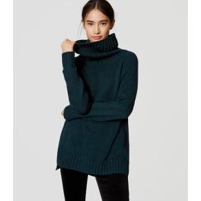 LOFT Petite Cowl Sweater Tunic