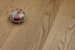 Natural Engineered Oak Click Brushed Hardwax Oiled 14/3mm By 189mm By 1220mm