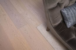 Prime Engineered Oak Paris White UV Oiled 14/3mm By 190mm By 1900mm