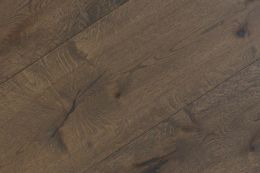 Rustic Engineered Flooring Oak Bologna Brushed UV Oiled 15/4mm By 250mm By 1800-2500mm