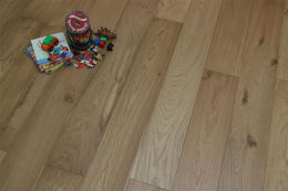Natural Engineered Oak UV Oiled 20/5mm By 240mm By 2200mm