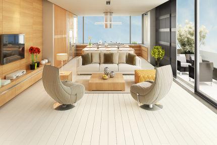 Malevich Oak Laminate Flooring 12mm By 159mm By 1380mm