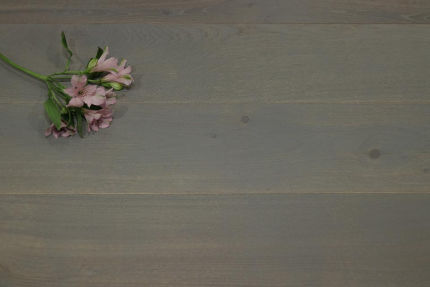 Natural Engineered Flooring Oak Bespoke Antique Grey Hardwax Oiled 16/4mm By 180mm By 1500-2400mm