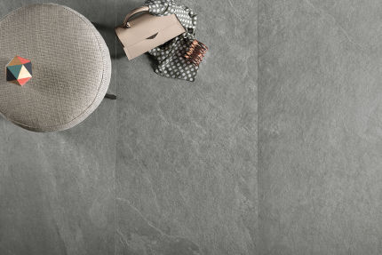 Porcelain Tile Minerva Grey 450mm By 900mm