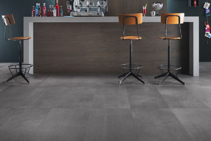 Porcelain Tiles Neptuno Dark Grey 600mm By 600mm