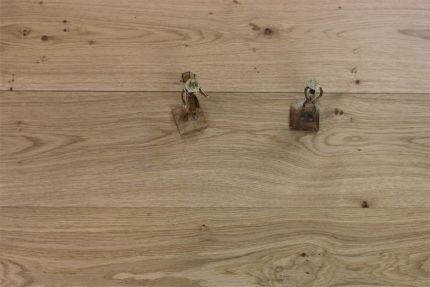 Select Engineered Flooring Oak Click UV Oiled 14/3mm By 190mm By 1900mm