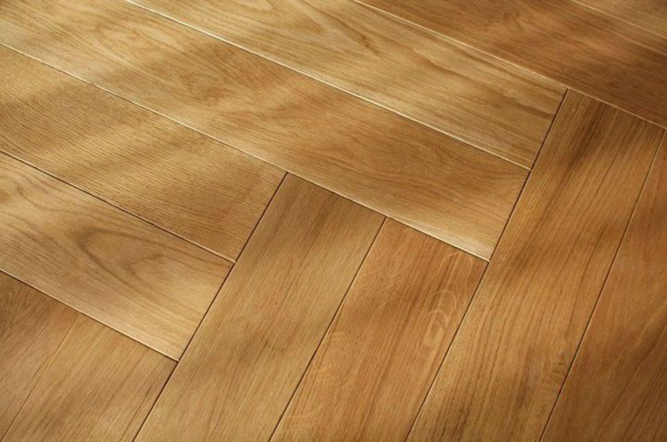 Select Engineered Oak Herringbone Uv Lacquered 18 5mm By