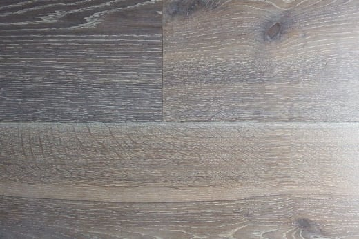 Natural Engineered Flooring Oak Bespoke Silver Tiger Hardwax Oiled 16/4mm By 220mm By 1300-2400mm