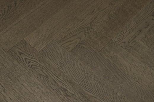 Prime Engineered Flooring Oak Herringbone Bologna Brushed UV Matt Lacquered 14/3mm By 98mm By 790mm