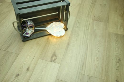 Natural Solid Flooring Oak Semi Matt Lacquered 20mm By 160mm By 500-2200mm