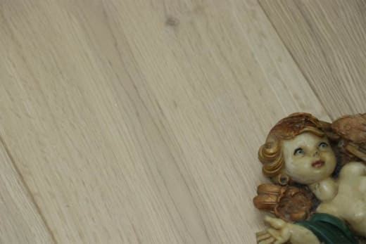 Prime Engineered Flooring Oak Click Non Visible Brushed UV Matt Lacquered 14/3mm By 146mm By 1000-2400mm