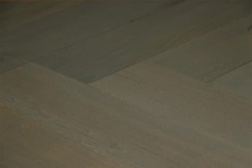 Prime Engineered Flooring Oak Herringbone Summer Grey Brushed UV Oiled 15/4mm By 90mm By 600mm