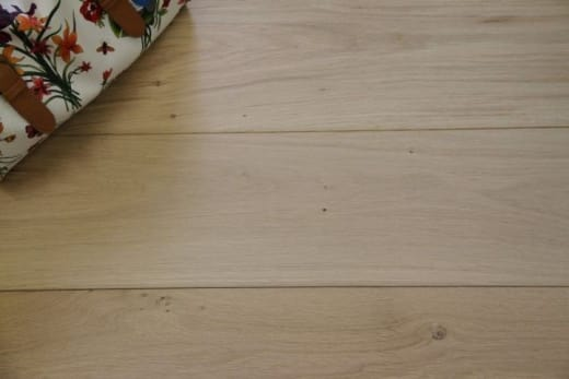 Prime Engineered Flooring Oak Unfinished 20/6mm By 180mm By 1800-2200mm