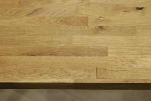 Rustic Oak Worktop 18mm By 1000mm By 2900mm
