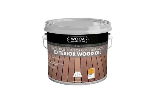 WOCA Natural Exterior Oil 0.75L