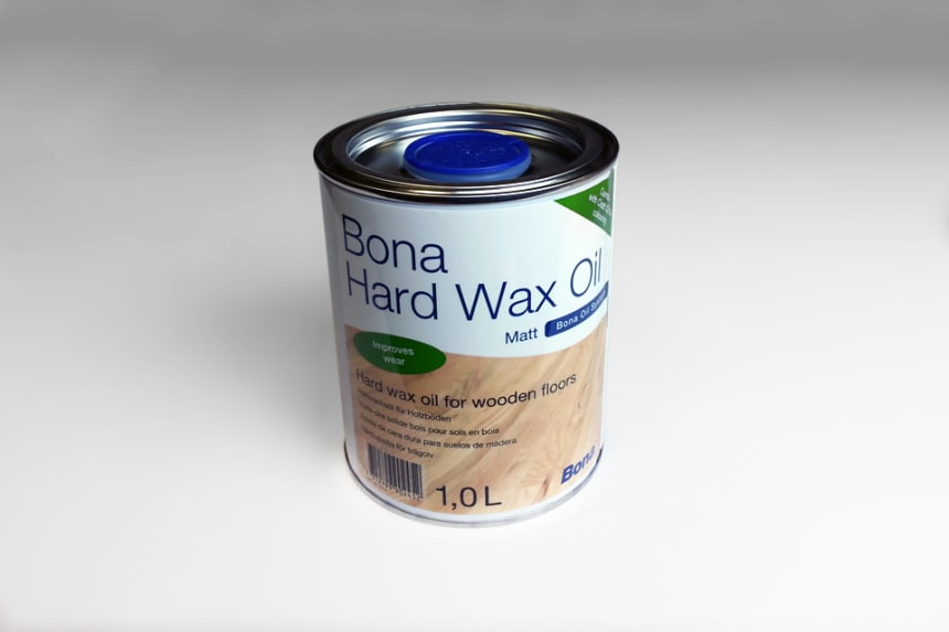 Bona Matt Hard Wax Oil 1 Ltr