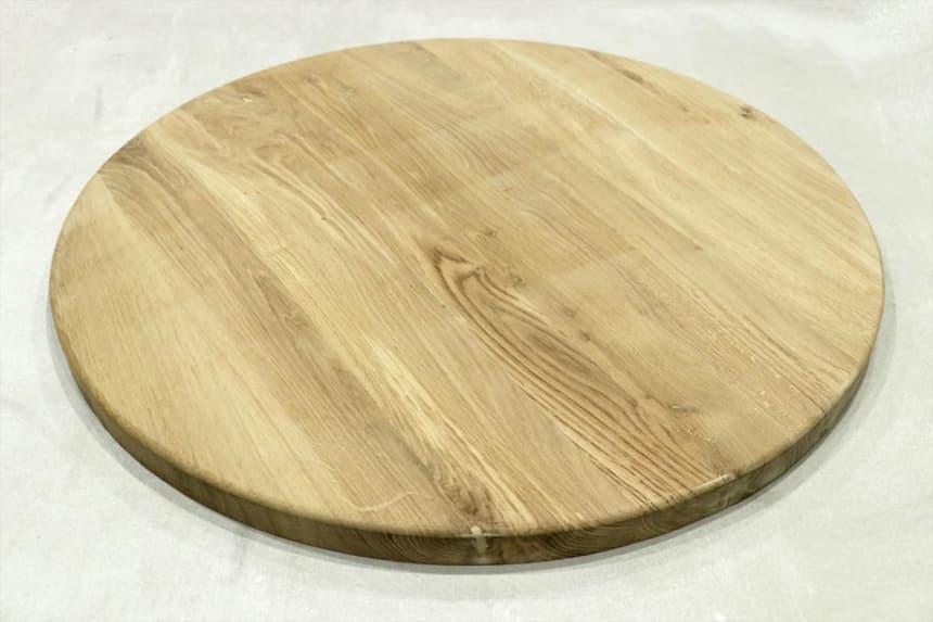 European Oak Round Table 40*650
