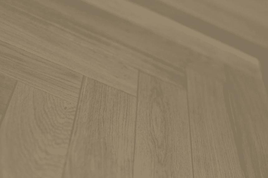 Natural Engineered Flooring Oak Herringbone White UV Oiled 14/3mm By 90mm By 450mm