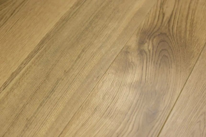 Prime Engineered Flooring Oak UV Matt Lacquered 14/3mm By 178mm By 1000-2400mm