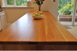 Full Stave Select Oak Worktop Elite 40mm By 620mm By 3000mm